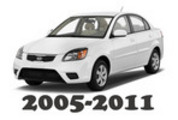 Thumbnail 2005-2011 KIA RIO Factory Service Repair Manual Download