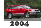 Thumbnail 2004 Hyundai Santafe OEM Service Repair Manual Download