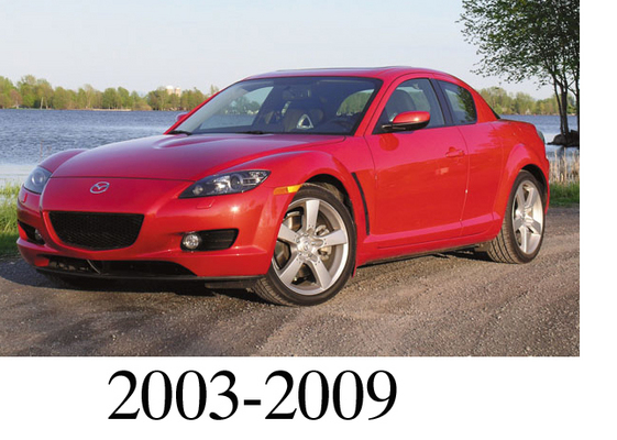 2005 mazda rx8 service manual open source user manual u2022 rh dramatic varieties com 2004 Mazda RX-8 Interior 2004 Mazda RX-8 Engine Oil Requirements
