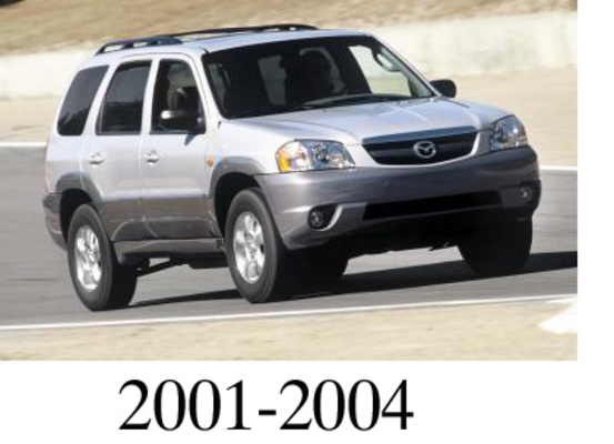 mazda tribute 2001 2004 service repair manual download. Black Bedroom Furniture Sets. Home Design Ideas