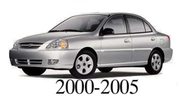 Pay for KIA RIO 2000-2005 Service Repair Manual Download