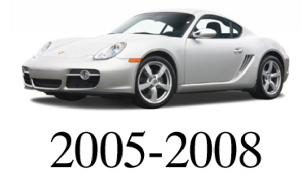 Pay for Porsche Cayman 2005-2008 Service Repair Manual Download