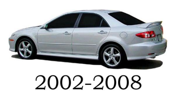 mazda 6 2002 owners manual