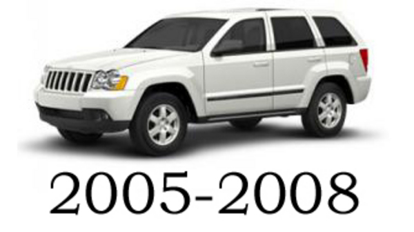 Pay for JEEP Cherokee WK 2005-2008 Service Repair Manual Download