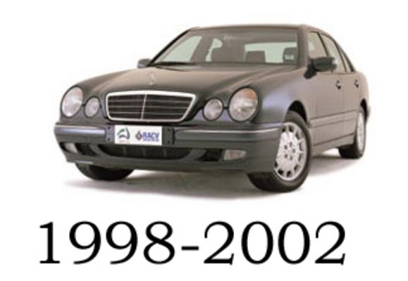 Mercedes e320 1998 2002 service repair manual download for 1999 mercedes e320 window regulator