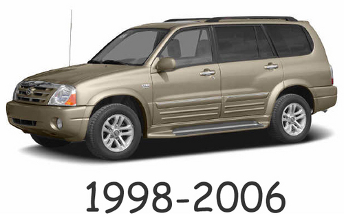 Pay for Suzuki XL7 GV 1998-2006 Service Repair Manual Download