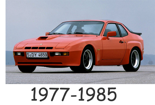 Pay for Porsche 924 1977-1985 Service Repair Manual Download