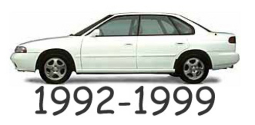 subaru legacy 1992 1999 service repair manual download download m rh tradebit com 1995 Subaru Legacy 1992 subaru legacy repair manual
