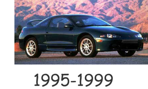 Pay for Mitsubishi Eclipse 1995-1999 Service Repair Manual Download
