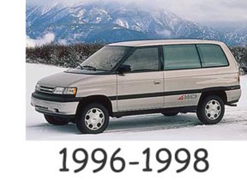 Mazda mpv 1996 1997 1998 service repair manual download download