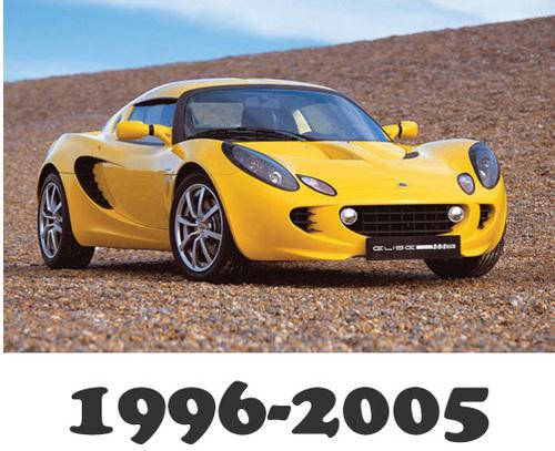 Pay for Lotus Elise 1996-2005 Service Repair Manual Download