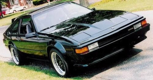TOYOTA CELICA SUPRA 1982 1983 1984 1985 1986 Service/ Repair/ Workshop/ Factory FSM PDF Manual