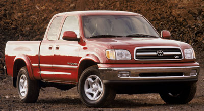 Toyota Tundra Factory Service Repair Manual 2000-2003