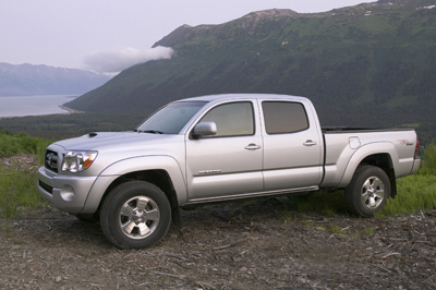 TOYOTA TACOMA Factory Service Repair Manual 2005-2006