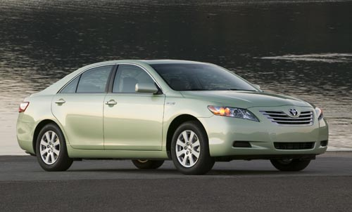 Toyota Camry Hybrid Factory Service Repair Manual 2007-2009