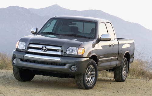 TOYOTA TUNDRA FACTORY SERVICE REPAIR MANUAL 2004-2006