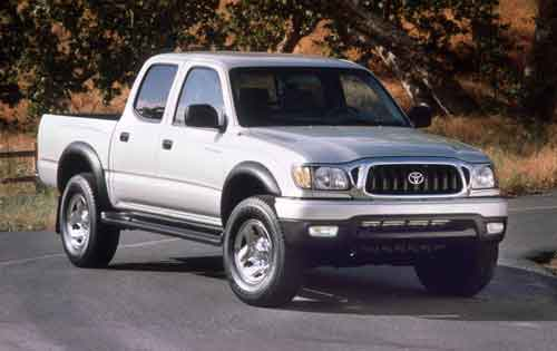 TOYOTA TACOMA 1995 1996 1997 Repair/ Maintenance/ Service/ Workshop/ Factory/ Owner FSM PDF Manual