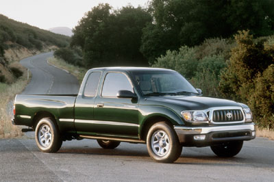 TOYOTA TACOMA 2001 2002 2003 2004 Service/ Workshop/ Repair/ Owner/ Maintenance/ Factory FSM PDF Manual