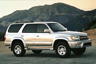 Toyota 4runner Factory Service Repair Manual 1996-2002