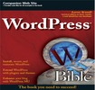 Thumbnail Wiley WordPress Bible New 2010