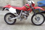 Honda XR400R Service manual