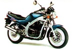 Suzuki GS500e Service manual 89-99