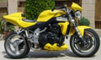 Triumph Speed triple manual and 955i 2002