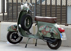 Thumbnail Vespa 125 Primavera Service Repair manual