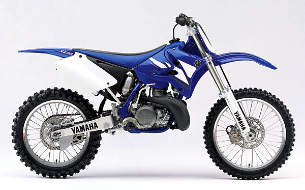 Pay for Yamaha YZ250 service manual 2003
