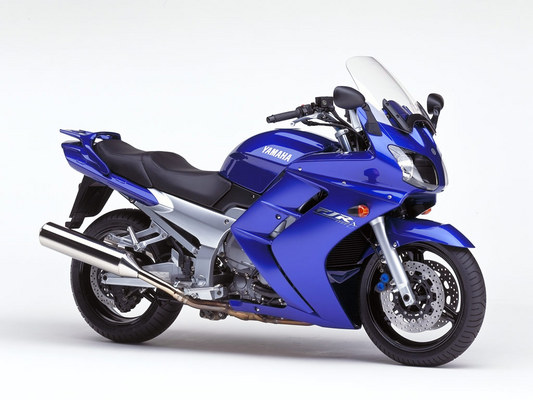 Pay for Yamaha FJR1300 2001