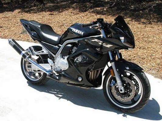 Pay for Yamaha fazer 1000 manual
