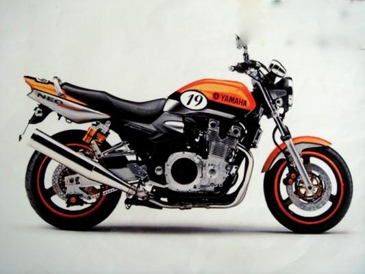 Yamaha Motorcycle Manuals