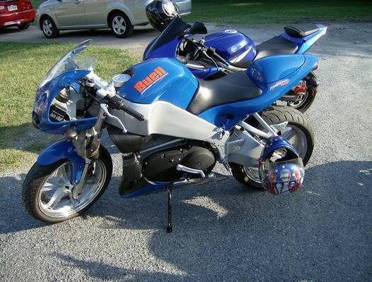 2009 Buell 1125rcr Owners Manual