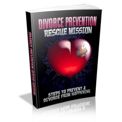 Pay for Divorce Prevention Rescue Mission - Master Resale Rights