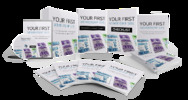 Thumbnail Your First Membership Site PLR Ebook with MRR