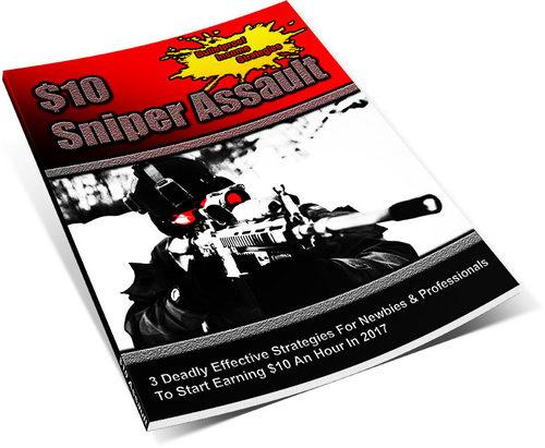 Pay for $10 Sniper Assault Mrr.