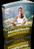 Thumbnail Mental Health Maintenance with Master Resale Rights