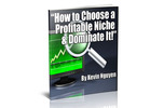 Thumbnail What is the most profitable niche and how to dominate