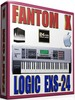 Thumbnail FANTOM X SAMPLES APPLE LOGIC PRO-TOOLS EXS-24 25GB 24-BIT
