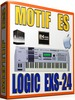 Thumbnail YAMAHA MOTIF ES SAMPLES APPLE LOGIC PRO-TOOLS EXS 19GB 24BIT