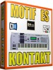 Thumbnail YAMAHA MOTIFS ES SAMPLES KONTAKT NATIVE INSTRUMENTS  24BIT