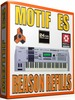 Thumbnail YAMAHA MOTIF ES SAMPLES REASON REFILLS sxt 19GB *24-BIT*
