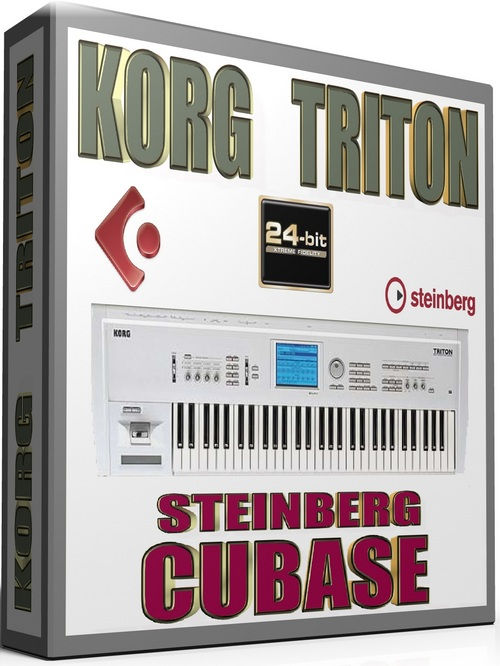 Pay for KORG TRITON SAMPLES STEINBERG HALION FXP   22GB   *24-BIT*
