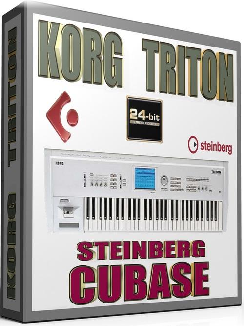Pay for KORG TRITON SAMPLES STEINBERG HALION FXP   22GB   *24-BIT*