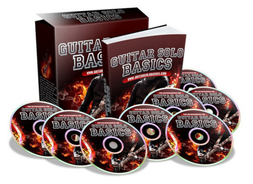 Pay for Guitar Solo Basics Video PLR