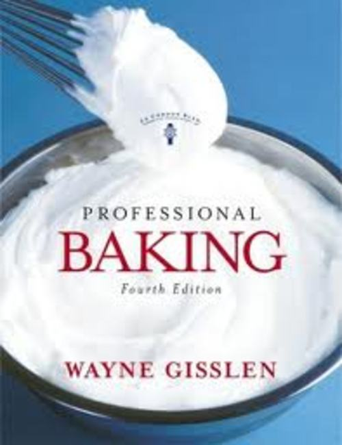 Pay for Professional Baking, 4th Edition