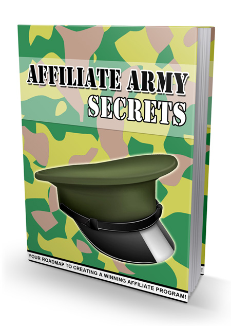 Thumbnail Affiliate Army Secrets, Internet Marketing & Online Profits