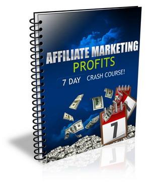Thumbnail Affiliate Marketing Profits - 7 Day Crash Course