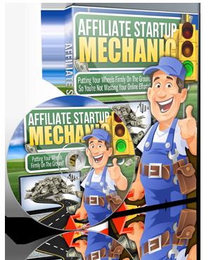 Thumbnail Affiliate Startup Mechanic, Internet Marketing & Online Profits