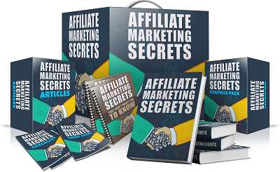 Thumbnail Affiliate Marketing Secrets, Internet Marketing & Online Profits